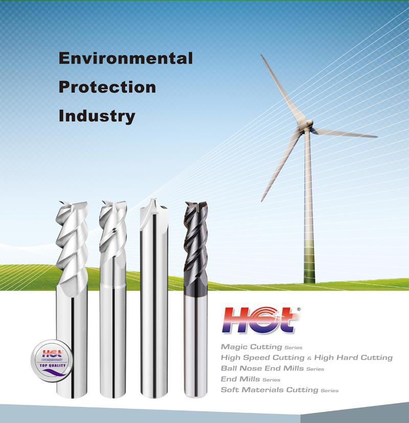 hgt-environmental-protection-industry-poster